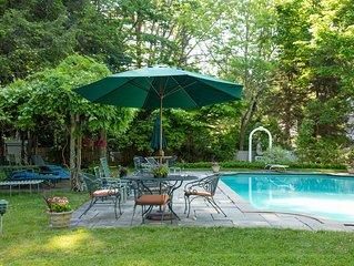 Spacious Estate, min. to Beach, pool - options