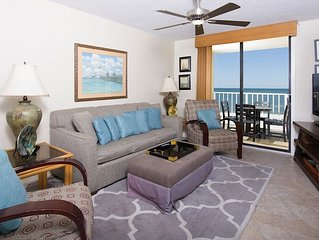 507 Sunswept 2 BD/2 BATh Gulf Front Condo DIRECTLY ON THE BEACH