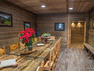 La Bresse, Vosges, charming apartment 32 m², quiet, 2 minutes from the ski area