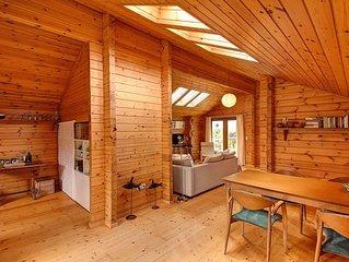 Komfort Apartment in ein Oekologischen Holzhaus-Gebiet/ Cumbrecita