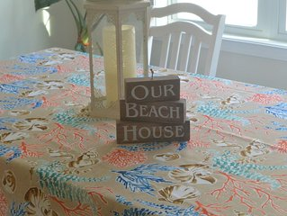 Luxury Condo, Steps From Beach, 3bed/2.5bath, Sleeps Up To 7