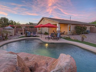 Comfortable Family Home, Pool, Great Yard In Popular Development