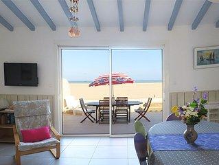 Beach House at St Pierre la Mer