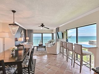 DIRECT OCEAN FRONT PENTHOUSE CONDO!  Read the Reviews! Two Bedrm/Two Bath.