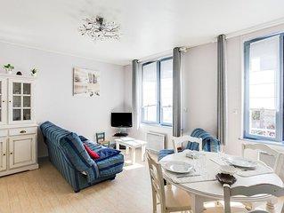 Le Touquet  Appartement 4/5 personnes 200m plage - wifi