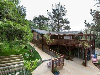 Bison Lodge For Quiet Contemplation, Comfort & Modern Conveniences/Wifi & Pets
