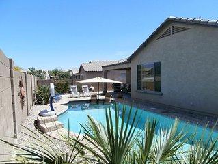 Anthem Merrill Ranch Resort  Community, 2000 Ft 4 Bedroom With Pool