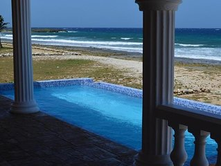 complete luxury with a pool is the best rental on the island.
