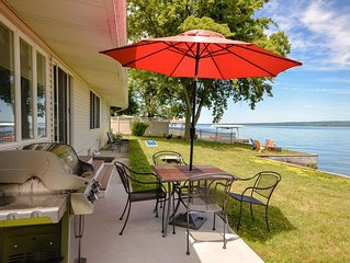 Moonlight Bay:  'Peace & Solitude on Seneca Lake'
