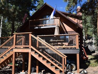Ideally Located Amazing View Retreat Minutes From Historic Lake City.