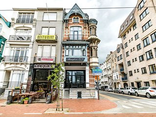 Magnific Holiday Home in Blankenberge Near Beach