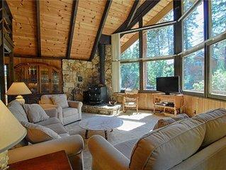 Peak-a-View Cabin in Tahoe Vista ~ Property #190