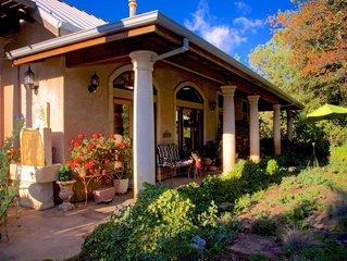 A Gorgeous Tuscan Villa-