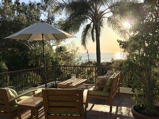 $600 OFF April -  Spectacular Ocean Views - Secluded Villa Getaway - Walk 2 Beac