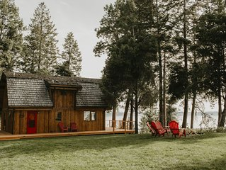 Flathead Lakefront with 265+ Exclusive Frontage