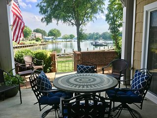 Waterfront Condo, 1st Floor, Pet Friendly, Pool, Tennis, Port City Club