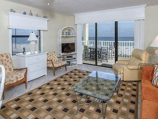 301 Sunswept 3 BD/3 BATH Gulf Front Condo DIRECTLY ON THE BEACH