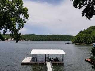 3 Bed/3 Bath  - Lakefront w/private dock