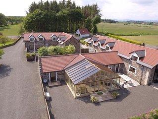 Hawkswood House, luxury 5 star rental near St Andrews