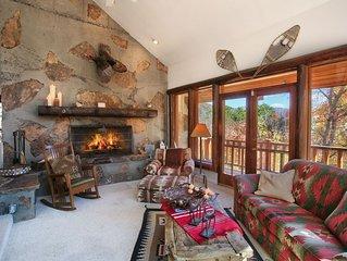 Aspen Ridge, Hot Tub, View of Ski Slopes, 5 Wood Burning Fireplaces