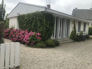 Family house in Cabourg very quiet and well located