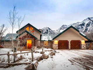 Best Mtn. Views, Bar None, In All Of Sundance – Hot Tub, 5 Bdrm