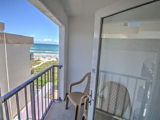 Beachfront Studio! Awesome Deal! Super Nice! Wi-fi, Free Night With 6 Nights