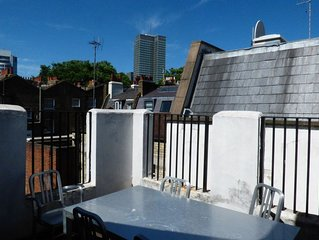 2 Bed Victorian split level in  Fitzrovia//Oxford St/Terrace/ From L150- L180