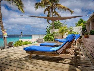 Villa Ganshi, oceanfront top villa, Last minute deal Dec 10 - Dec. 22 / - 30% !!