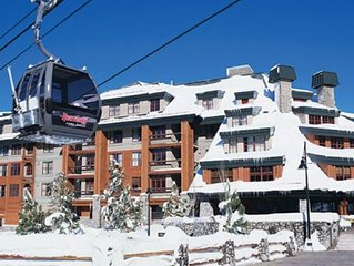Marriott's Timber Lodge - South Lake Tahoe - Right next to Heavenly Gondola!