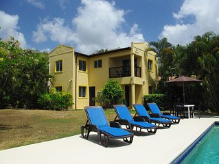 **SUMMER SALE** Stunning 3 Bed Child Friendly Villa, Private Pool. St James,