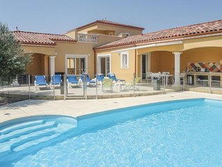 4 bedroom accommodation in Grau d'Agde