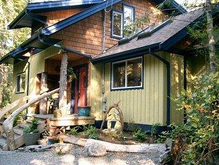 Tigh-Na Clayoquot Vacation House Tofino BC