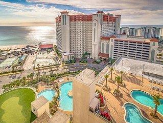Beautiful Gulf Vacation 1 BR, 2 BA, plus Bunk Beds and Sofa Sleeper, Sleeps (6)