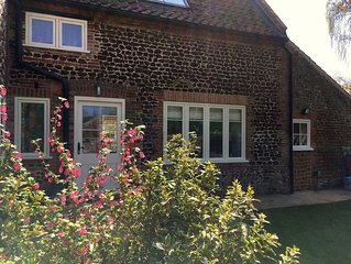 Luxury Barn Conversion In The Stunning Grounds Of Old Hunstanton Hall
