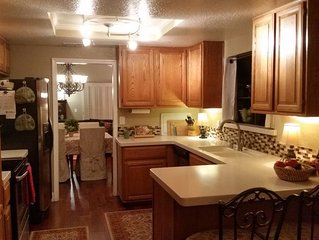 3 Br /2Ba Home With Community Pool & Tennis!  Great For Families Or Couples!