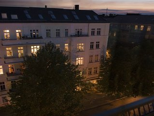 Charming, very private apartment in Prenzlauer Berg