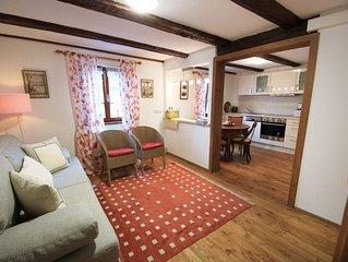 Ferienwohnung 'Dolce Vita', 66 qm, 1 Schlafzimmer, max. 4 Personen