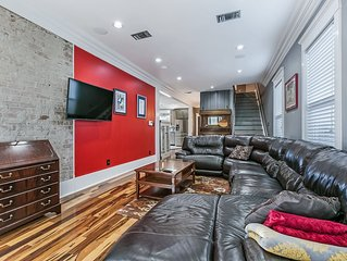 ON PARADE ROUTE 4 BR Luxury House In City Park And 7 minutes from Downtown