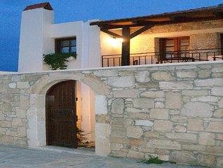 Anopolis Heraklion: Villa Fabrica - the old olive