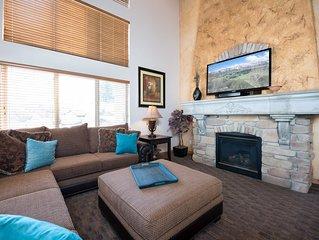 5 Bedroom Eden, Utah Vacation Rental near Powder Mountain Ski Resort C202B