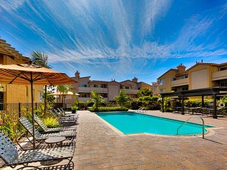 Ritz Point Home w/ Pool, Jacuzzi, Walk to Beach+Spas