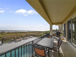 Oceanfront w/ Private Pool, Elevator & AMAZING VIEWS! Ask how to save 15-25%!