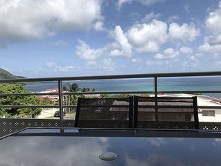 Grand T2 - Le Lagon - vue mer et baie magnifique