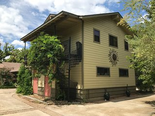 San Marcos River Vacation Rental and 35 minutes from South by Southwest