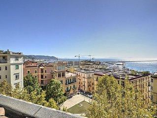 Suite Hermes: Un elegante e moderno monolocale situato nel centro di Salerno.