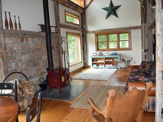 Luxury Barn Retreat . Year-Round Perfect Family Getaway