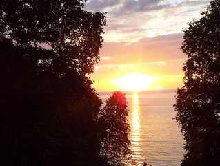 Lake Michigan Waterfront