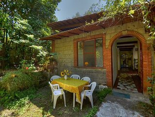 Casa Amaranto is a bright and cheerful villa surrounded by the greenery.  You w
