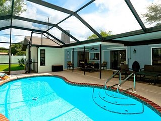 Casa de Capri: 3BR Dog-Friendly Pool Home Near AMI